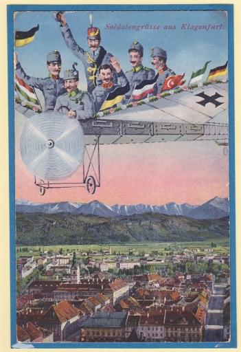 Soldatengruesse aus Klagenfurt